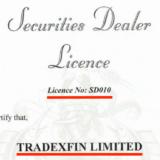 XMのライセンス